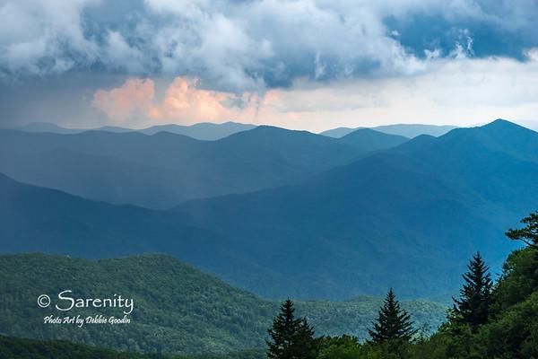 Moody Blue Ridge