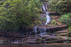 Tom Branch Falls - Autumn