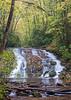 Indian Creek Falls, Deep Creek Park, Great Smoky Mountain National Park, NC