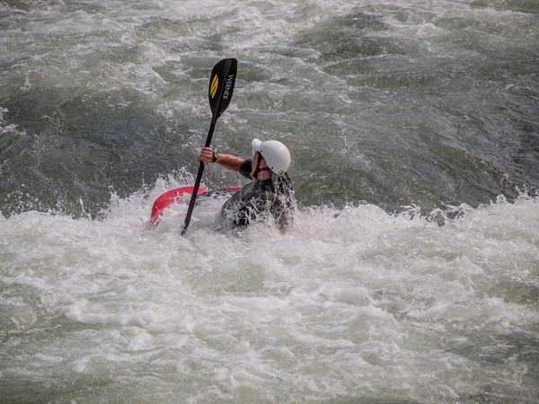 Nantahala Gorge Rafting