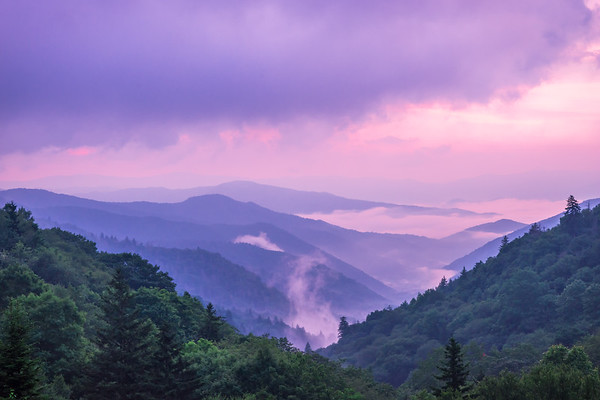 Mountain Morining Magic