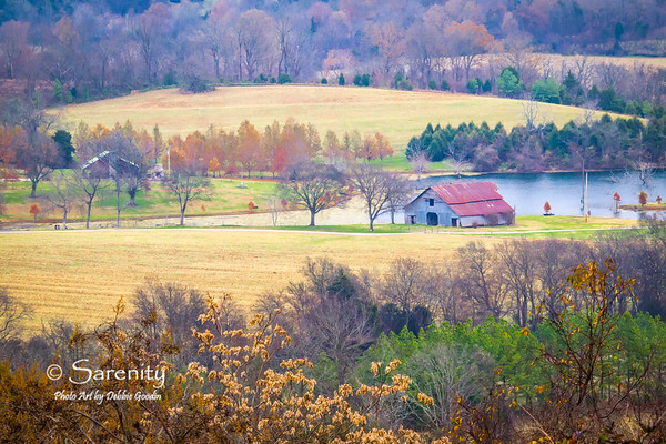 Mountain Farm Fall