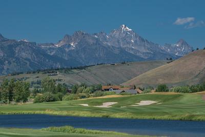 Alpine Golf