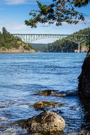Deception Pass Bridge, Deception Pass State Park, WA