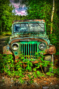 Old Jeep