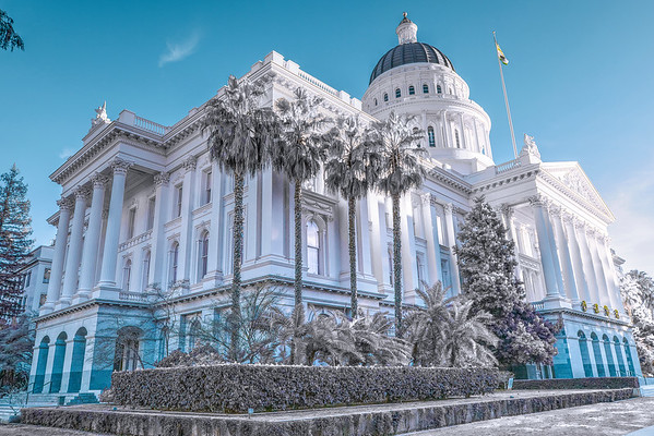 State Capital - Infrared
