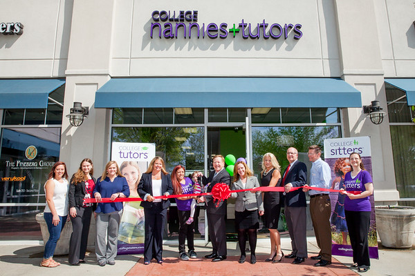 College Nannies, Sitters, and Tutors of Carmel, Indiana - Grand Opening