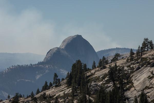 Smoky Half Dome