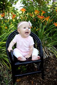 Charlotte 6th months-19
