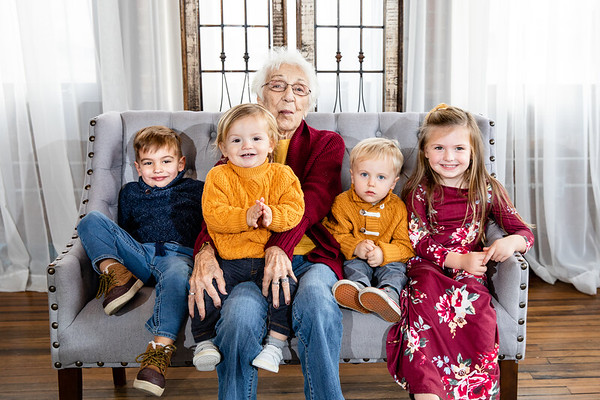 DeVeau - Extended Family