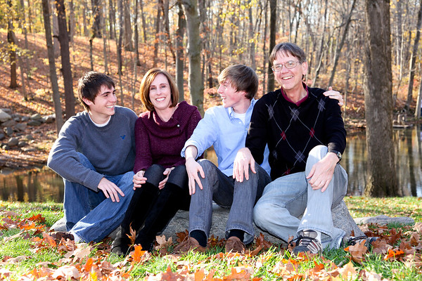 Huffman - Family