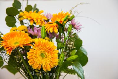 Bouquet For Winter Color