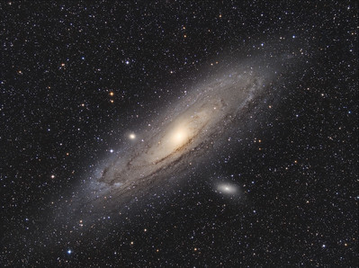 Messier 31 The Andromeda Galaxy