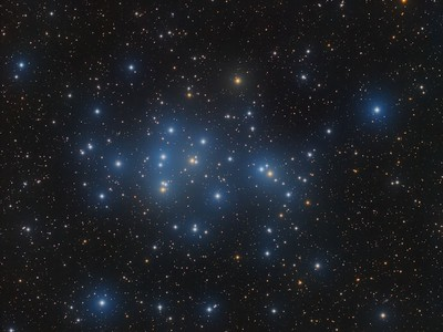 Messier 44 The Beehive Cluster