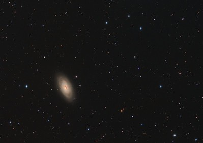 Messier 64 'The Black Eye' Galaxy