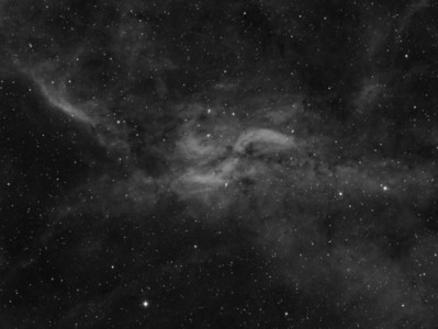 DWB 111, Simeis 57, The Propeller Nebula