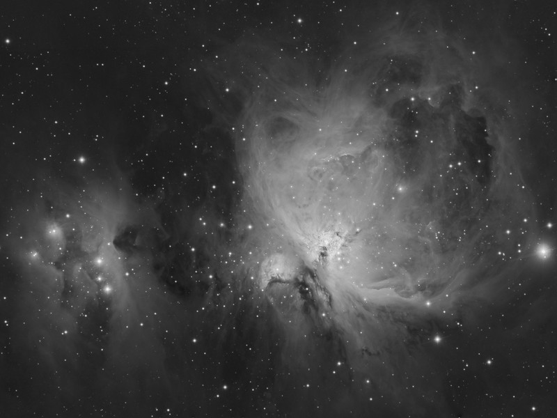 Messier 42 The Orion Nebula