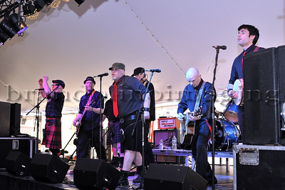 This image of the band Red Rebel County (along with several others) was taken at the 21st annual Manhattan Irish Fest in Manhattan Illinois on March 7th, 2015. It was requested for use for promotional purposes by the band.