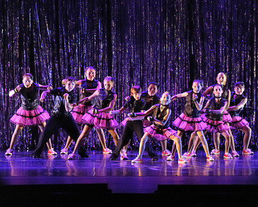 This image is displayed for public viewing at the Broadway Dance Center, Coal City, Illinois, Home of The On Broadway Dancers. This image was taken during The Broadway Dance Center's 24th Annual Recital, in June of 2011.