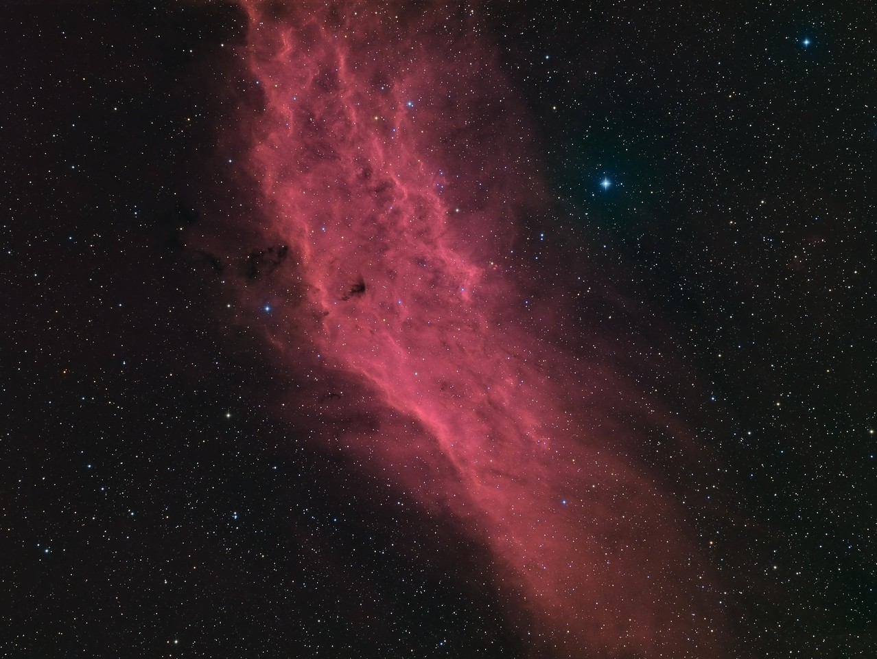 NGC1499 The California Nebula