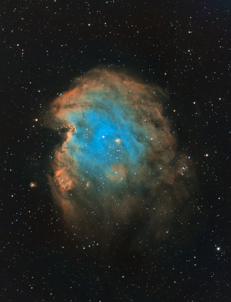 NGC2174 The Monkey Head Nebula