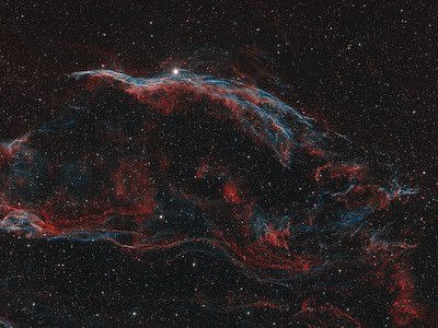 NGC6960 The Witch's Broom