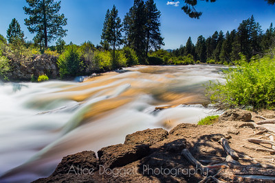 Deschutes River, Central Oregon