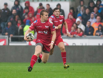 Scarlets v Munster - Guinness PRO12 - Saturday 3rd September 2016