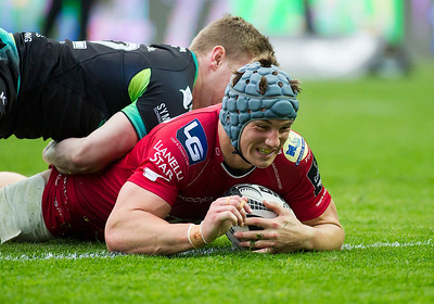 Scarlets v Ospreys - Guinness PRO12 - Saturday 6th May 2017