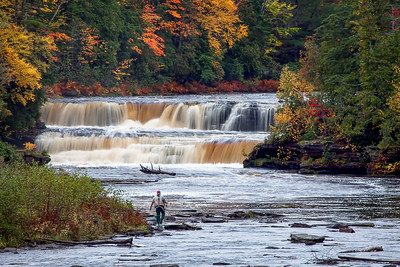 Tahqhuamenon Falls