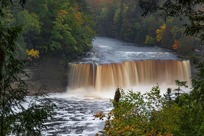 Tahquamenon Falls:  Michigan