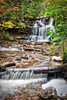 Wagner Falls:  Upper peninsula of Michigan