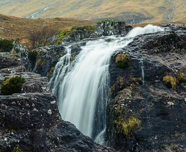 Waterfall, Glencoe