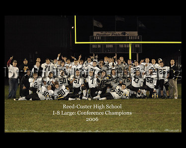 8x10 version of Conference Champion photo taken after the Manteno game....This is the image I provided to the Varsity Coaching Staff...