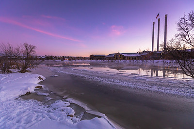 Cold Start to 2015, Old Mill District, Bend, Oregon - 39
