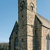 Bede's monastery: the Saxon tower and porch of St Peter's, Wearmouth