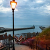 Whitby's 199 steps (and a party of ghostly school children)