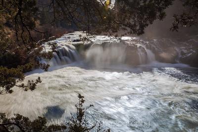 Steelhead Falls, Deschutes River, Terebonne, OR