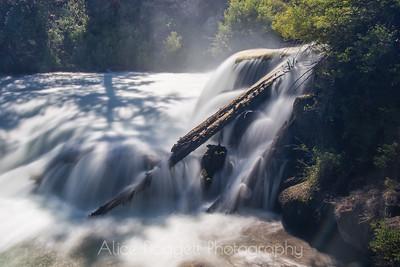 Deschutes River, near Dillon Falls, Central Oregon