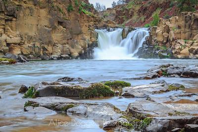 Lower White River Falls, North Central Oregon