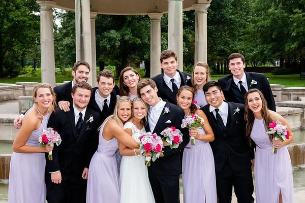 Lewis - Wedding Party