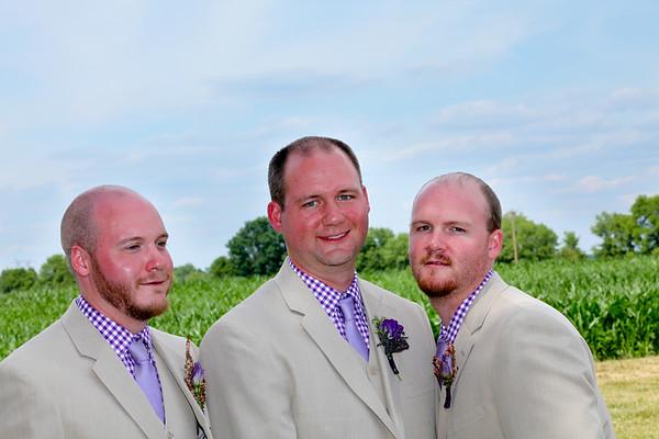 Clark - Wedding Party