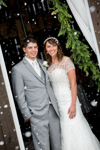 Hiland - Bride and Groom