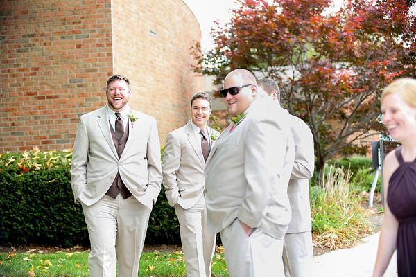 Christenson - Wedding Party
