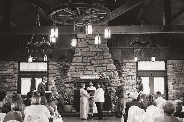 Carnahan - VanDeren Ceremony