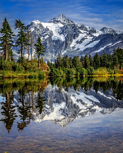 Reflections On Still Waters (vertical)