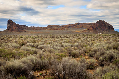 Fort Rock State Park, South Central Oregon