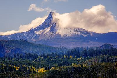 Mount Washington In Autumn