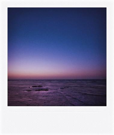 Empty & Blue