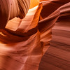 Antelope Canyon - a slot caynon within the Navajo Nation, Page, Arizona